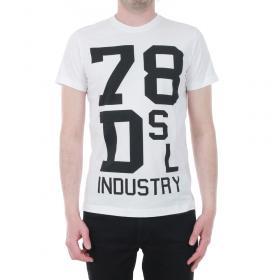 Diesel Camiseta Blanco