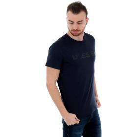 Diesel Camiseta Azul marino 00STXQ-R091B-81E NAVY