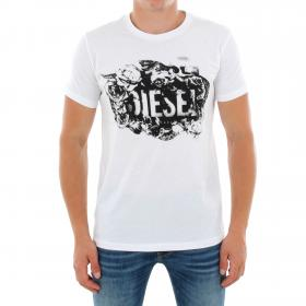 DIESEL Camiseta Blanco 00S8ZP-0W91B 100