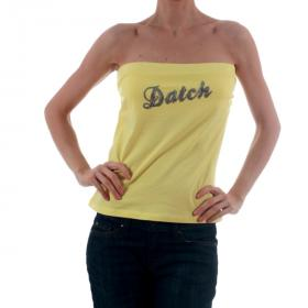 Datch Camiseta Amarillo