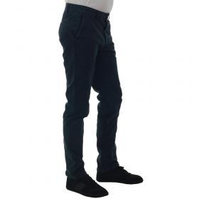Glo Story Man Pantalón Gris oscuro