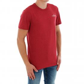G-STAR Camiseta Burdeos RODIS R T SS DK BARON HTR