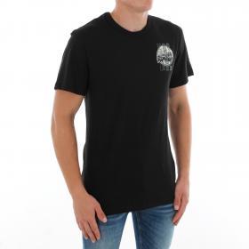 G-STAR Camiseta Negro ZB GRAPHIC 4 R T SS DK BLACK