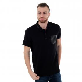 Guess Polo Negro M64P09K4Y60-A996