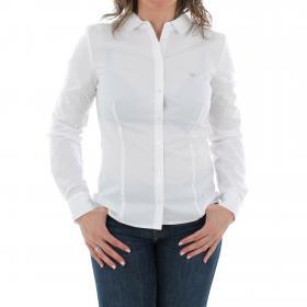 GUESS Camisa Blanco W83H26WA4J0 TWHT