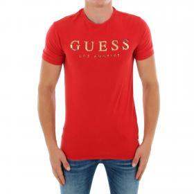 GUESS Camiseta Rojo M91I37J1300 F59D