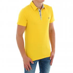 GUESS Polo slim Amarillo M91P00J1300 G284