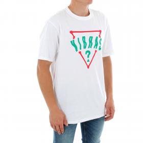 GUESS Camiseta Blanco M91I67K44I4 G011