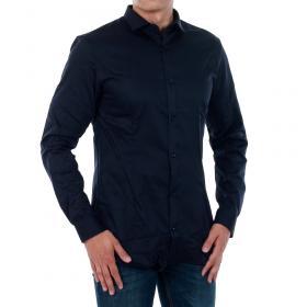 Jack&Jones Camisa Azul marino