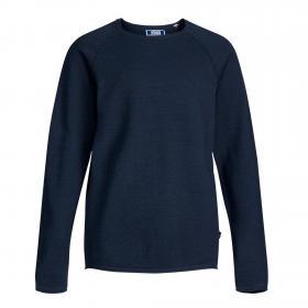 Jack&Jones Jersey Azul marino 12148666 JJEUNION KNIT CREW NECK JUNIOR ENSIGN BLUE