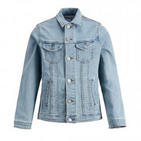 Jack&Jones Cazadora Azul 12149371 JJIALVIN JJACKET CR 045 IK JR BLUE DENIM