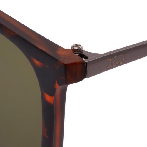 Jack&Jones Gafas de sol Marrón 12148705 JACPIRMA SUNGLASSES NOOS BISTRE J3912-00