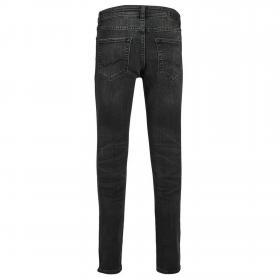 Jack&Jones Jeans skinny Negro 12149936 JJILIAM JJORIGINAL AM 830 JR NOOS BLACK DENIM