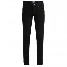 Jack&Jones Jeans skinny Negro 12149934 JJILIAM JJORIGINAL AM 829 JR NOOS BLACK DENIM