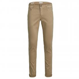 Jack & Jones Jeans slim Marrón 12166741 JJIGLENN ORG PANT AKM 802 KELP