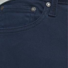JACK&JONES Pantalón slim Azul marino 12169039 JJIGLENN JJICON AMA NAVY Navy Blazer
