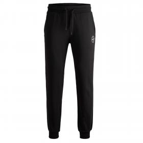 Jack&Jones Pantalón Negro 12165322 JJIGORDON JJSHARK SWEAT PANTS VIY NOOS BLACK