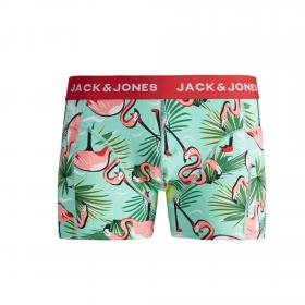 Jack&Jones Boxer Rojo 12170555 JACSKULL ANIMALS TRUNKS STS FIERY RED
