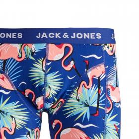 Jack&Jones Boxer Azul 12170555 JACSKULL ANIMALS TRUNKS STS SURF THE WEB