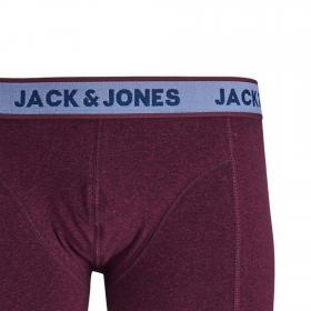 Jack&Jones Boxer Burdeos 12157704 JACTHEON TRUNKS NOOS TAWNY PORT