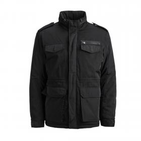 Jack & Jones Anorak Negro 12156090 JCOBEYOND JACKET BLACK