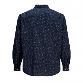 Jack & Jones Camisa Azul marino 12168254 JORDYLAN SHIRT LS PS NAVY BLAZER