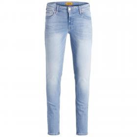 JACK&JONES Jeans skinny Azul claro 12179163 JJILIAM JJORIGINAL WHI AGI 002 JR BLUE DENIM