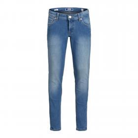 JACK&JONES Jeans skinny Azul 12169898 JJILIAM JJORIGINAL AGI 002 STS JR BLUE DENIM