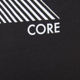 Jack & Jones Camiseta Negro 12177793 JCOBOOSTER TEE SS CREW NECK MAR 20 JR BLACK