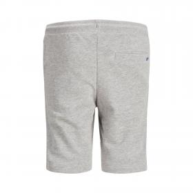 JACK&JONES Bermuda Gris claro 12165944 JJI SHARK JJSWEAT SHORTS VIY JR NOOS LIGHT GREY MELANGE