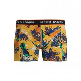 JACK&JONES Boxer Amarillo 12171647 JACSUMMER ANIMALS TRUNKS STS YOLK YELLOW