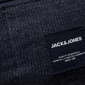 JACK&JONES Bolso Azul marino 12172031 JACDENIM BUMBAG NAVY BLAZER