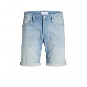 JACK&JONES Bermuda Azul claro 12166264 JJIRICK JJICON SHORTS GE 001 IK BLUE DENIM