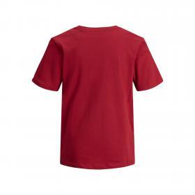 JACK&JONES Camiseta Rojo 12152730 JJECORP LOGO TEE SS CREW NECK NOOS JR Rio Red