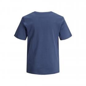 JACK&JONES Camiseta Azul 12152730 JJECORP LOGO TEE SS CREW NECK NOOS JR Denim Blue