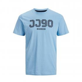 JACK&JONES Camiseta Azul 12171684 JCOVOICE TEE SS CREW NECK JR Dusk Blue