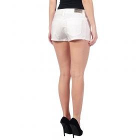 Miss Sixty Shorts Blanco