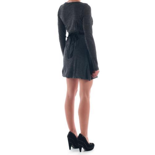 Nolita Vestido Gris oscuro