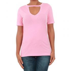 Only Camiseta Rosa