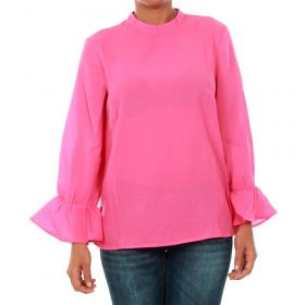 Only Camiseta Fucsia