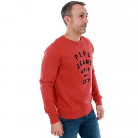 Pepe Jeans Sudadera Rojo