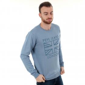 Pepe Jeans Jersey Azul PM702018 JUANJO RO - 564 CHAMBRA