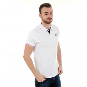 Pepe Jeans Polo Blanco PM541218 FELL - 802 OPTIC WHITE