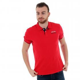 Pepe Jeans Polo Rojo PM541218 FELL - 265 FLAME