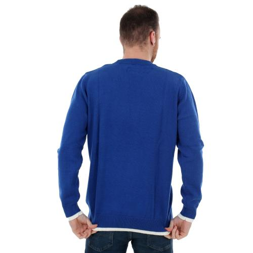 Pepe Jeans Jersey Azul PM701956 LUIS550 KLEIN