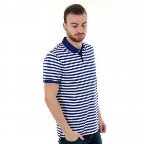 Pepe Jeans Polo Azul PM541205 JEROME - 554 ELECTRIC BLU