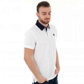 Pepe Jeans Polo Blanco PM541208 PETER - 802 OPTIC WHITE