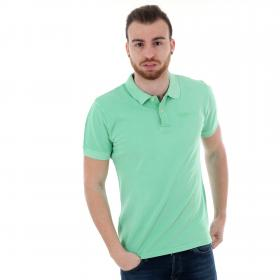 Pepe Jeans Polo Verde claro PM541132 VINCENT GD - 625 ABSYNTH