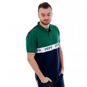 Pepe Jeans Polo Verde PM541220 FIDALL664 SHERWOOD