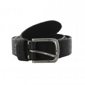 Pepe Jeans Cinturón Negro PM020893 JAIME BELT 999 BLACK